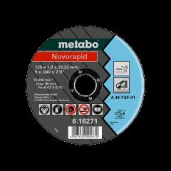 Metabo Novorapid125x1,0x22,23Inox HU felirat