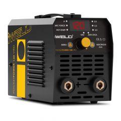 Iweld Gorilla Pocketpower 130 (120A-es heg. inv.) Koff.nélk.