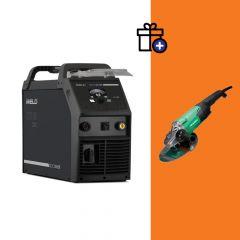 Iweld Cut 85 CNC Pilot plazmavágó inverter + Hikoki G23ST sarokcsiszoló (egyedi csomagajánlat)