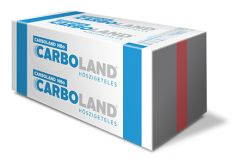 CARBOLAND EPS H80 Fokozott hőszigetelő képességű homlokzati hőszigetelő lemez 500x1000x30mm