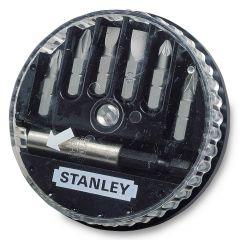 Stanley behajtótüske készlet 7 részes (168737)