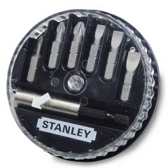 Stanley behajtótüske készlet 7 részes (168738)