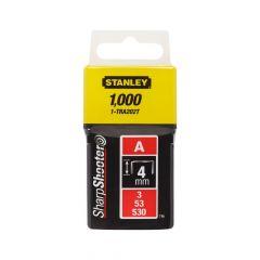 Stanley Tűzőkapocs A-TRA202T 4mm/1000