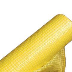 Isofol Hálóerősítésű tetőfólia sárga 1,5x50 m