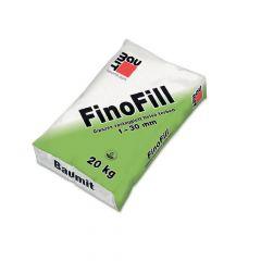 Baumit FinoFill Gipszes glettvakolat 1-30 mm 20 kg