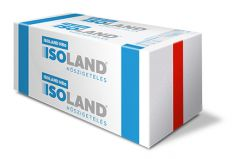 ISOLAND EPS H80  Homlokzati hőszigetelő lemez 500x1000x200mm