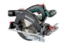 Metabo KS 18 LTX 57 Akkus-körfűrész alapML