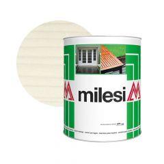 Milesi Vékonylazúr Viaszos fehér CSAK lucfenyőre 1 l XGT6100