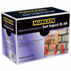 Murexin IS 48 Injektáló szett kőműves szerkezetekhez