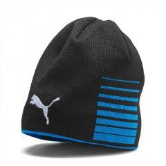 Puma Reversible Beanie sapka - kék/fekete