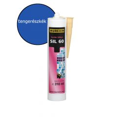 Murexin SIL 60 Szaniter szilikon marineblau 310 ml