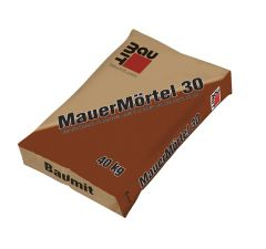 Baumit Falazóhabarcs 30 (MauerMörtel) 40 kg
