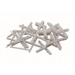 Fugakereszt hosszúszárú,tömör, mart 1 mm 500 db/csomag