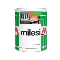 Milesi Fedőlakk Kültéri, vizes, ecseteléshez 5 kg XGC 43/M5