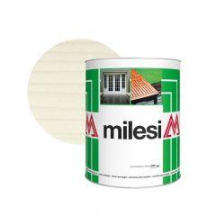 Milesi Vékonylazúr Viaszos fehér CSAK lucfenyőre 5 l XGT6100